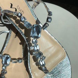 Touch of Nina Shoes - Nina Kiley Sandals Size 8